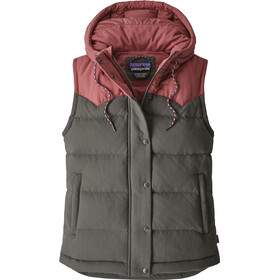 Patagonia Bivy Hooded Vest Women forge grey